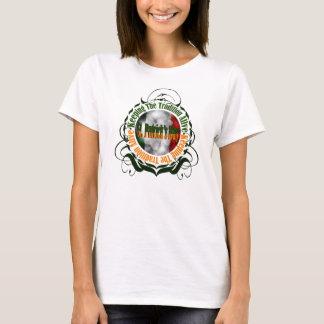T-shirt Jour de la Saint Patrick gardant la chemise