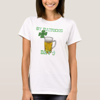 T-shirt Jour de Patricks de saint