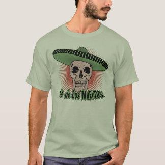 T-shirt Jour du crâne mort