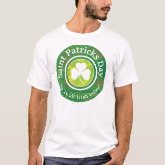 T-shirt Jour du ` s de Patrick de saint