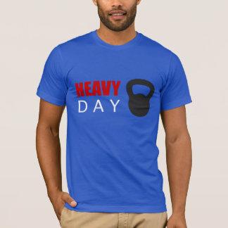 T-shirt Jour lourd