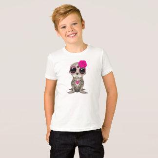 T-shirt Jour rose de l'otarie morte de bébé