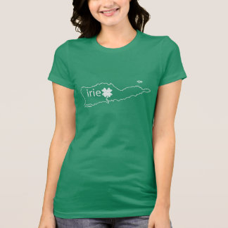 T-shirt Jour T | Irie de St Croix St Patrick dans