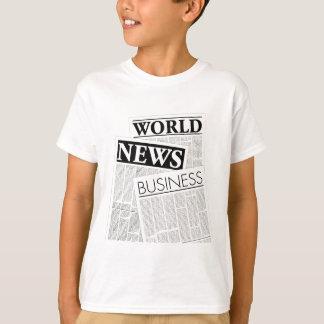 T-shirt Journaux