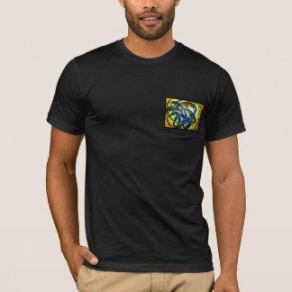 T-shirt Journaux intimes de pêche - papillon salé