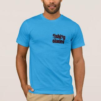 T-shirt Journaux intimes de pêche - pêche de Quantum