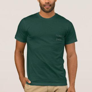 T-shirt Journaux intimes de pêche - soutenus pour pêcher