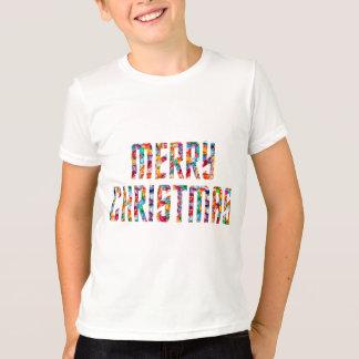 T-shirt JOYEUX Noël et une BONNE ANNÉE 2015