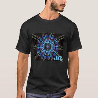 T-shirt JR bleu électrique