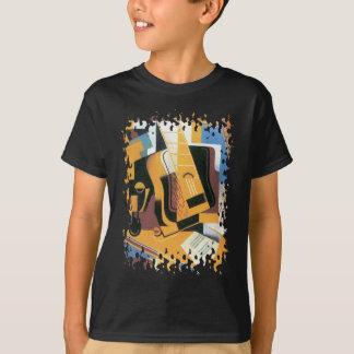 T-shirt Juan Gris - photographie de l'art abstrait de