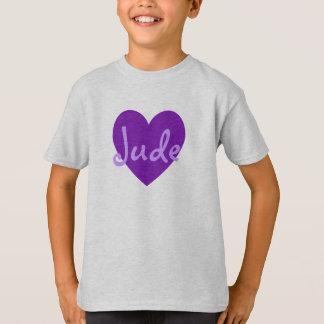 T-shirt Judas dans le pourpre