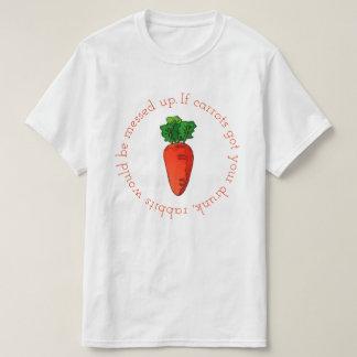 T-shirt Jus de carotte
