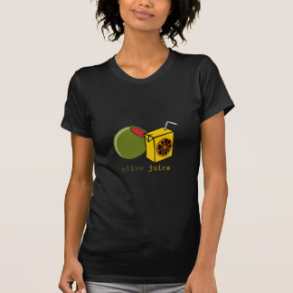 T-shirt Jus olive