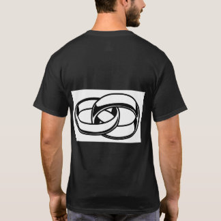 T-shirt Juste marié