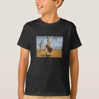 T-shirt Kangourou