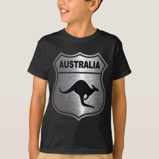T-shirt Kangourou de l'Australie