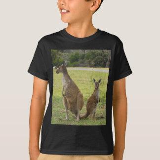 T-shirt Kangourous