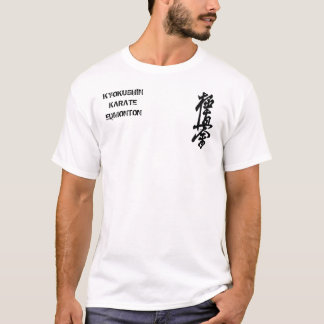 T-shirt Karaté Edmonton de Kyokushin
