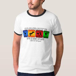 T-shirt Karaté frais c'est un mode de vie