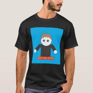 T-shirt Karl le critique