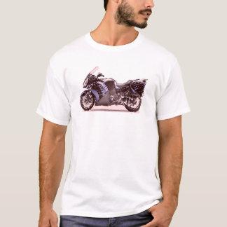 T-shirt Kaw Concours 14 fendu