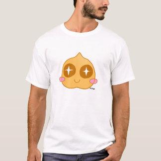 T-shirt Kawaii de pois chiche