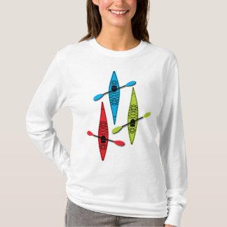 T-shirt Kayaks pour elle