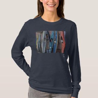 T-shirt Kayaks sordides