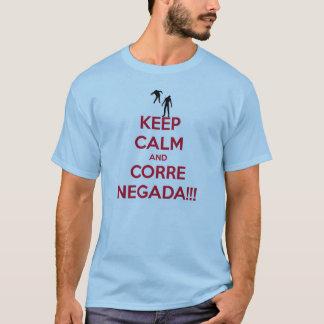 T-shirt Keep Calm Zumbies