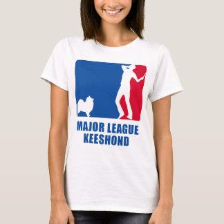 T-shirt Keeshond