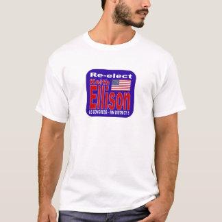 T-shirt Keith Ellison pour le congrès des USA