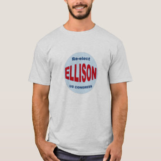 T-shirt Keith Ellison pour le congrès Minnesota 5
