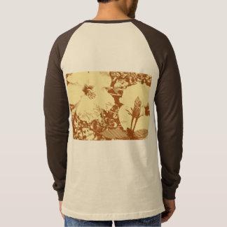 T-shirt Ketmie marron