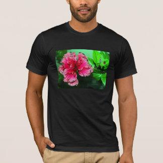T-shirt Ketmie rose-foncé