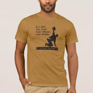 T-shirt KeTTLEBELL GETUP - CITATION DE MOTIVATION