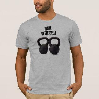 T-shirt kettlebell, plus de Kettlebell !