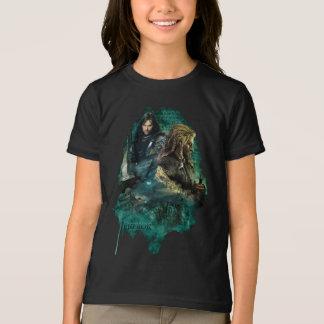 T-shirt Kili et Fili au-dessus d'Erebor