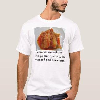 T-shirt Kimchi