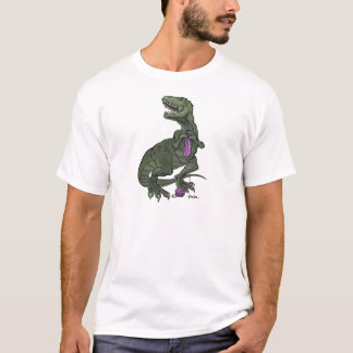 T-shirt Knit-o-saurus