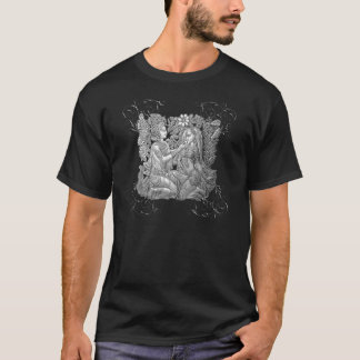 T-shirt Krishna et Radha