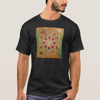 T-shirt Krishna Yantra
