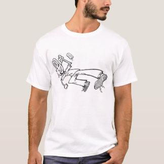 T-shirt Kung Fu Marcus
