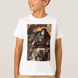 T-shirt Kyumonryu Shinshin et Chokanko Chintasu Utagawa