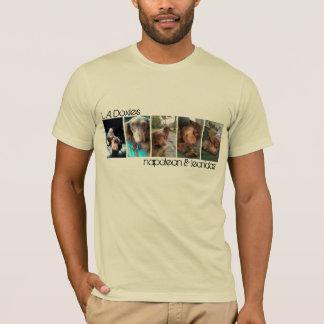 T-shirt L.A.Doxies PopArt [polie+Lion]
