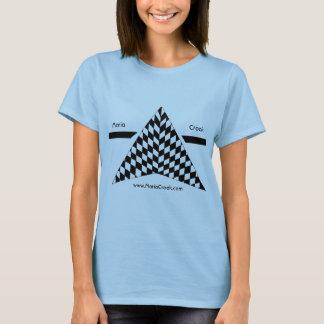 T-shirt l, Maria, escroc, www.MariaCrook.com