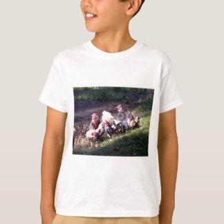 T-shirt La bande de coq