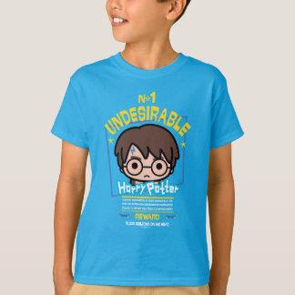 T-shirt La bande dessinée Harry Potter a voulu le