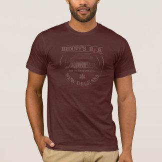 T-shirt La barre la Nouvelle-Orléans de Benny