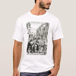 T-shirt La barricade