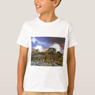 T-shirt La batterie de Truman par Dominique D'Andrea